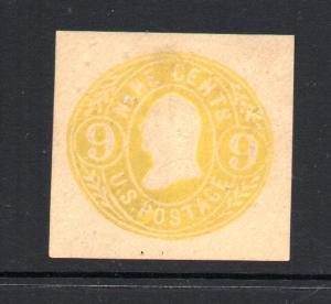 U66 Mint VF CV $425