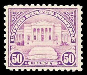 U.S. 1922-25 ISSUES 570  Mint (ID # 84342)