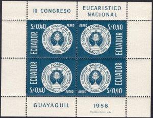 ECUADOR SCOTT C330