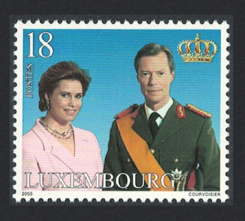 Luxembourg Prince Henri 1v SG#1544