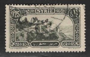Syria Scott 174 Used stamp