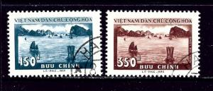 North Vietnam 89-90 1959 Used Set