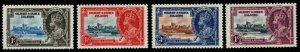 GILBERT & ELLICE IS. SG36/9 1935 SILVER JUBILEE MTD MINT