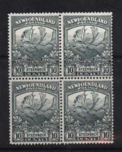 Newfoundland #122 Mint Block