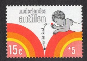 Netherlands Antilles  #B119 1972 MH child welfare  15 ct