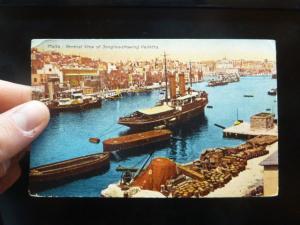 Malta Ships PPC Unused (25bet)