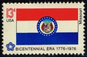 US #1656 Missouri Flag; MNH (0.30)