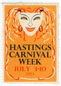 (I.B) Cinderella Collection : Hastings Carnival Week (1954)