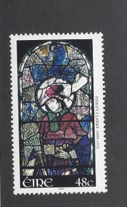 Ireland, 1660, St. Hubert Stained Glass Window Single,  **MNH**