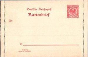 Germany Pre-1950, Worldwide Postal Stationary