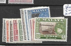 MALAYA KEDAH  (P0601B) SG 93-102  MOG