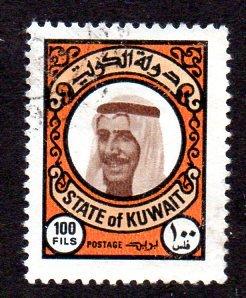 KUWAIT 727 USED SCV $3.50 BIN $1.25 POLITICS