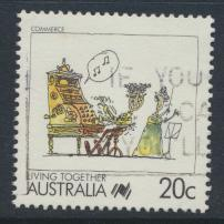 Australia SG 1118  SC# 1060  Used / FU Commerce