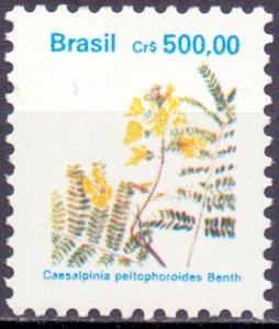 Brazil. 1991. 2413. Flora. MNH.