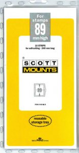 Scott Mount 89 x 240 mm  (Scott 946 Clear)