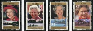TOKELAU SELECTION OF 1996  ISSUES  MINT NH  AS SHOWN
