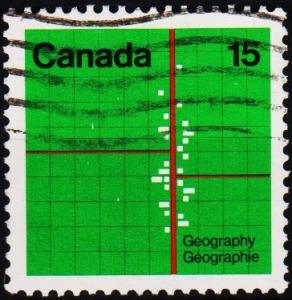 Canada.1972 15c S.G.743 Fine Used
