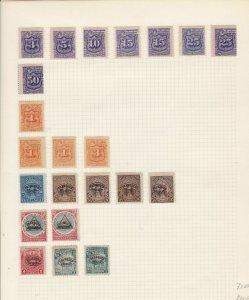 Salvador Official Stamps Ref 15528
