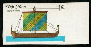 Ship, 1d, MNH ** (T-7136)