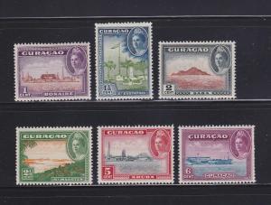 Netherlands Antilles 164-169 Set MH Scenes (B)