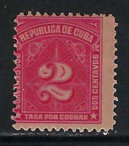 CUBA J6 MOG TONING N858