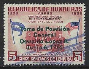 Honduras C359 VFU V917