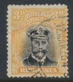 British South Africa Company / Rhodesia  SG 293 Used perf 14 see scans & details