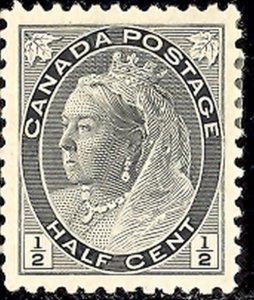 Canada #74 Mint  XF      - Lakeshore P...