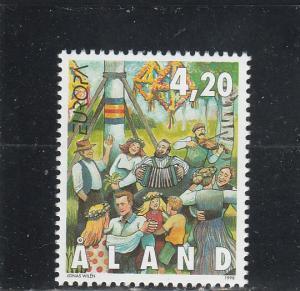 Aland  Scott#  144  MNH  (1998 Europa)