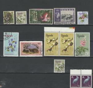 Uganda Stamps