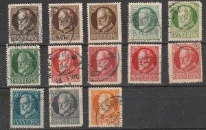#95-7,99,101-03 Germany Bavaria Used