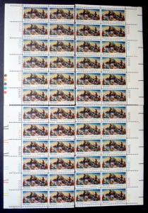 #1426 Missouri Matched Set of 4 Plate Blocks 32702-7 VF NH