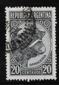 Argentina Used [3281]