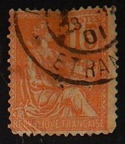 France, 1900, MC #92, (2169-Т)