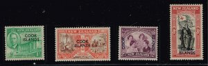 COOK ISLANDS MNH STAMPS COLLECTION LOT  #F8