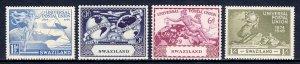 Swaziland - Scott #50-53 - MNH - SCV $3.00