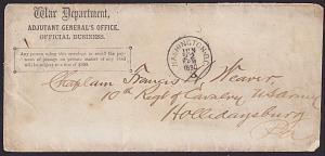 USA 1880 War Dept official cover used Washington DC.........................6372