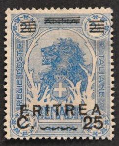 DYNAMITE Stamps: Eritrea Scott #62 – UNUSED