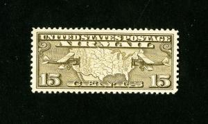 US Stamps # C8 Supurb Gem OG NH