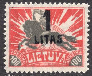 LITHUANIA SCOTT 160