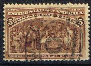 United States Scott 234
