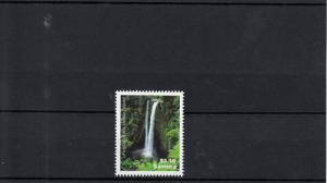 Samoa 2013 MNH Waterfall 1v Set Fuipisia Falls Upolu Islands Nature Plants