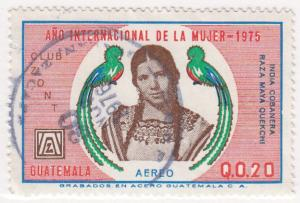 Guatemala, Scott # C565, Used