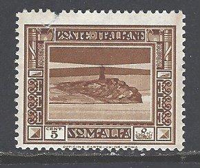 Somalia Sc # 138a mint hinged (RS)