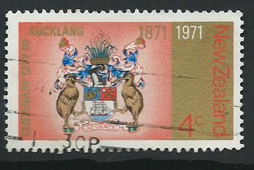 New Zealand SG 953 VFU