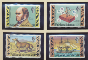 Falkland Islands Stamps Scott #344 To 347, Mint Never Hinged - Free U.S. Ship...