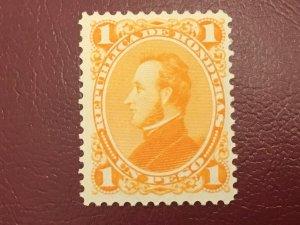 ICOLLECTZONE Honduras 36 Mint no gum VF