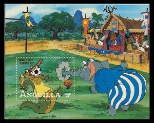 Anguilla Scott 501 Mint never hinged.
