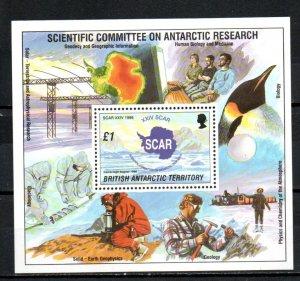 British Antarctic Territory 239 MNH .