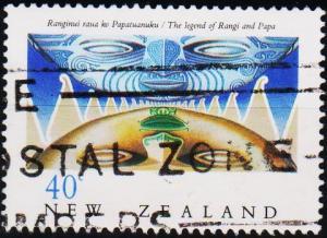 New Zealand. 1990 40c S.G.1562 Fine Used